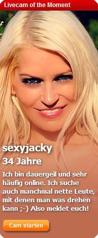 Amateur Camsex mit SexyJacky