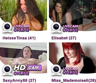 Dicke Frauen Sexcams